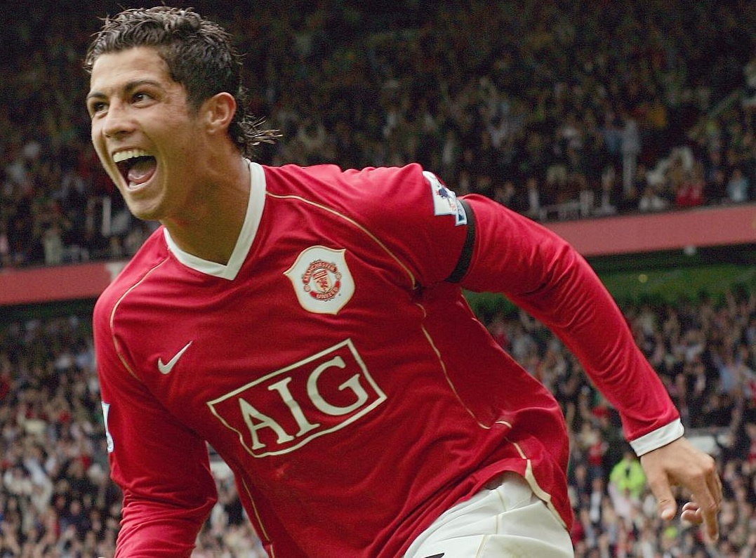 Cristiano Ronaldo Voltará A Vestir A Camisa Do Manchester