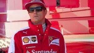 Ferrari anuncia renovação do contrato de Raikkonen para 2018