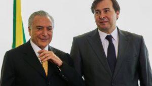 O clima está pesado entre a Câmara dos Deputados e o Palácio do Planalto