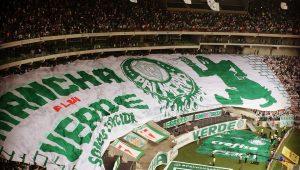 MP de São Paulo pede a suspensão da organizada do Palmeiras para todo o Brasil