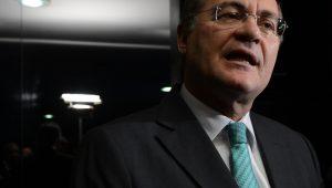 """Em vídeo, Renan diz que """"réu preso desesperado não pode acusar sem prova"""""""