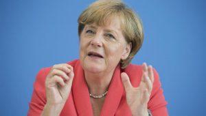 Social-democratas aceitam negociar nova coalizão com Merkel na Alemanha