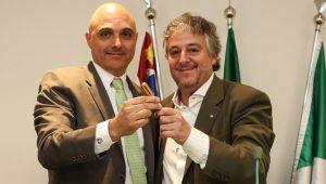 Galiotte não descarta enfrentar Nobre por possível reeleição no Palmeiras