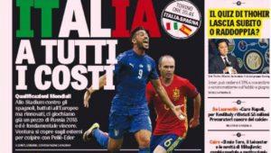 Reprodução / La Gazzetta dello Sport