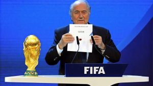 Blatter, fifa, catar