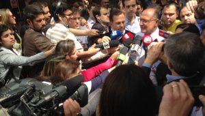 Alckmin vê prévias como forma de jogar Doria para escanteio em disputa por candidatura