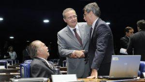 PF diz que Sarney, Jucá e Renan não obstruíram a Lava Jato