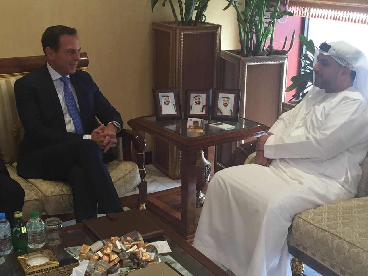 Em Abu Dhabi Doria Comemora Aprova O De Paulistanos Bom Caminho Jovem Pan Online