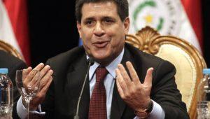Temer recebe nesta segunda (21) presidente do Paraguai