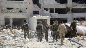 Governo sírio adverte que acabará com presença americana em seu território
