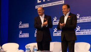 O que difere Alckmin de Doria?