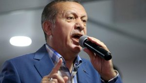 Presidente da Turquia pede calma a manifestantes pró-Palestina