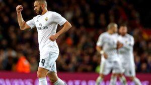 Real Madrid confirma renovação do contrato de Benzema