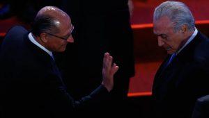 Alckmin precisa do PMDB de Temer, e Temer precisa do PSDB de Alckmin