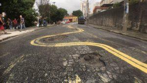 Doria garante mais qualidade no asfalto da capital com fiscalização