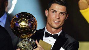 """""""Quero sete filhos e sete Bolas de Ouro"""", diz Cristiano Ronaldo"""