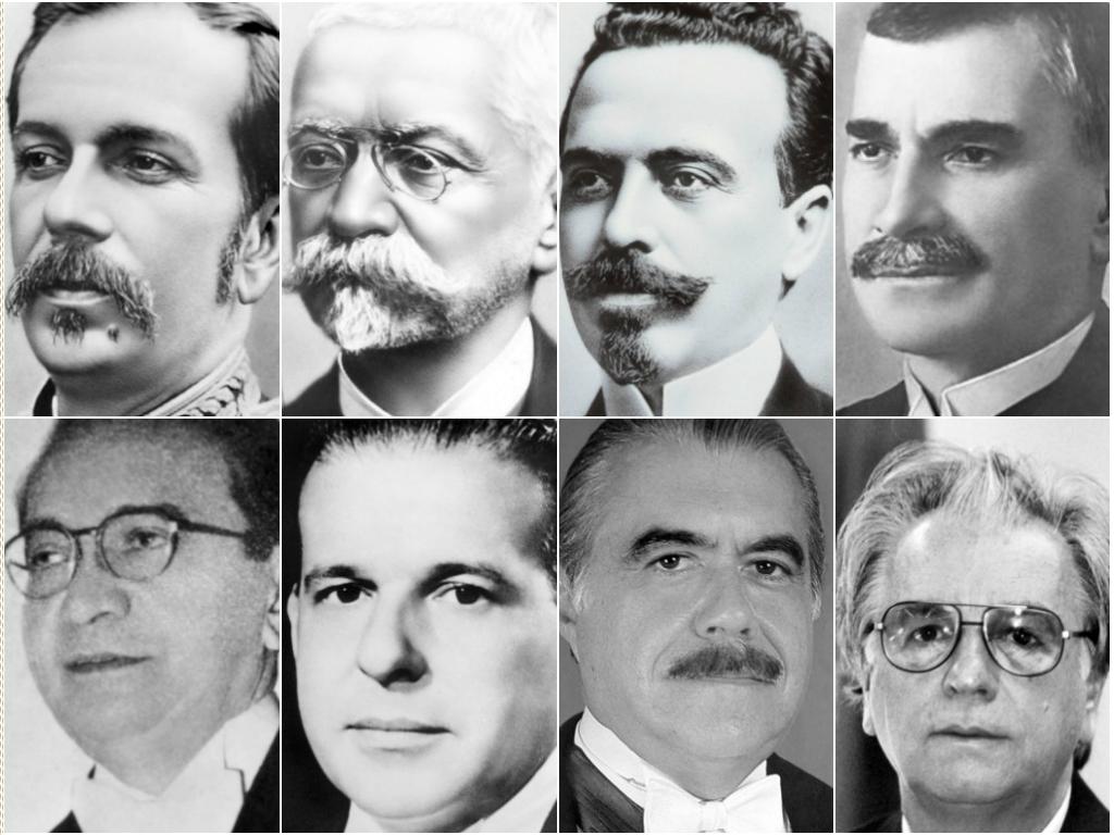 Resultado de imagem para vice presidente do brasil que assumiram a presidencia