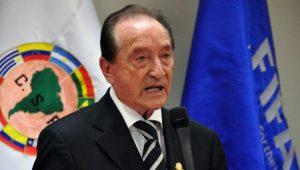 Ex-presidente da Conmebol, Eugenio Figueredo obtém liberdade provisória