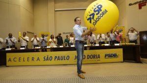 Reprodução/Facebook João Doria Jr.