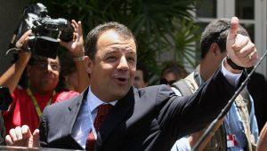 Parte da crise do RJ é culpa de Sérgio Cabral