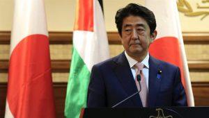 Abe e Trump querem impedir lançamentos de mísseis da Coreia do Norte