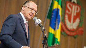 O bom-senso de Alckmin agora está se tornando sua virtude