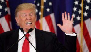 Trump não é exatamente um escoteiro no respeito às instituições