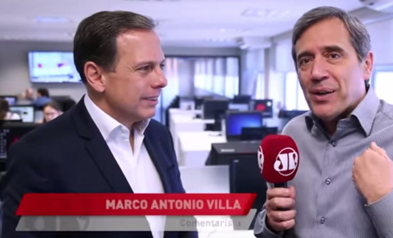 Resultado de imagem para Marco Antonio Villa  doria
