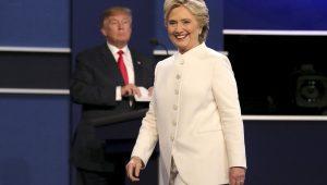 """""""Você não pode me intimidar"""", diz Hillary Clinton para Trump em novo livro"""