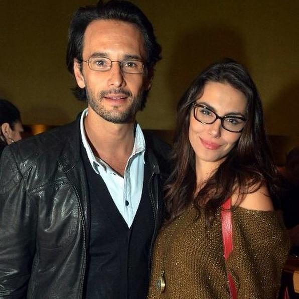 Rodrigo santoro e mel fronckowiak ser o pais pela primeira for Muralha e sua namorada