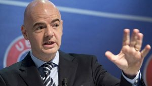 Infantino diz que Fifa deve reconhecer títulos intercontinentais como mundiais