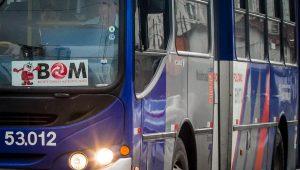 Obras perdem R$ 148 milhões para ônibus
