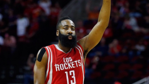 Harden ofusca Curry e Rockets derruba Warriors; Thunder arrasa Cavaliers
