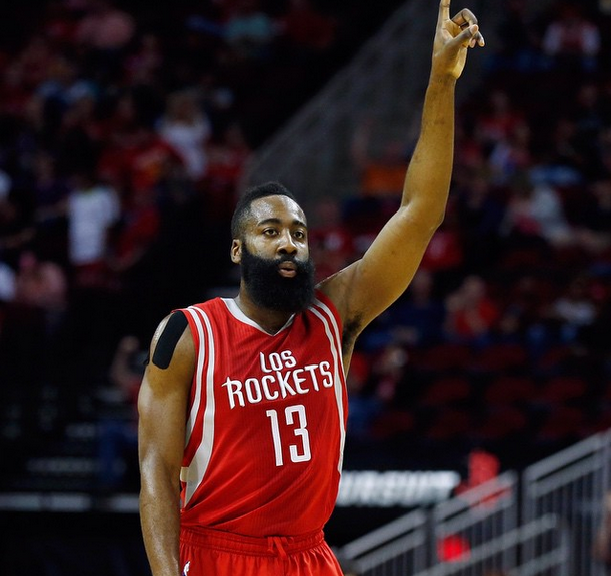 Harden Ofusca Curry E Rockets Derruba Warriors; Thunder