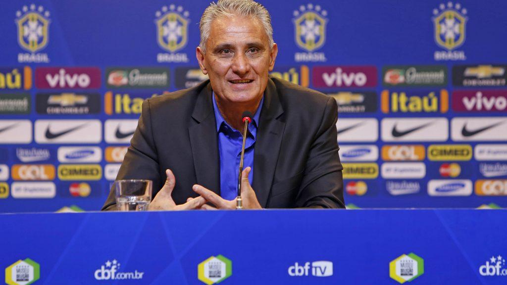 Tite, entraîneur du Brésil (Photo: Divulgation, CBF)
