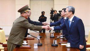 Coreias acertam últimos detalhes de reunião para diminuir tensão regional