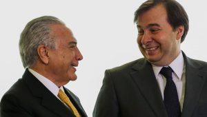OAB vai ao Supremo para Maia analisar pedidos de impeachment contra Temer