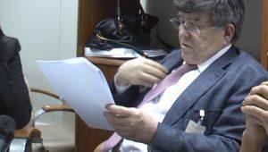 """PF conclui em relatório que Sérgio Machado """"não merece"""" benefícios da delação"""