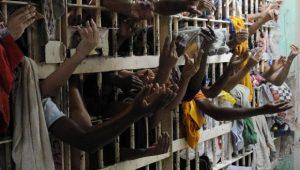 Sistema prisional passa por problema de encarceramento em massa