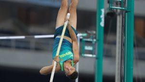 Thiago Braz ficará fora do Campeonato Mundial de Atletismo por lesão