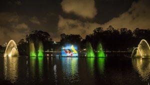 Em parceria, Prefeitura de SP reinaugura, no dia 21, a fonte do Parque do Ibirapuera