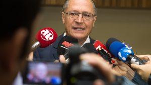 Alckmin aparece como favorito do mercado para a Presidência