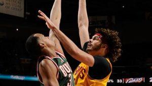 Reprodução / Facebook / Cleveland Cavaliers