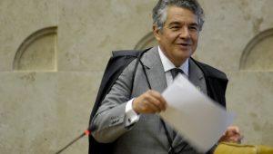 Marco Aurélio será relator de mandado que pede votação separada de denúncias