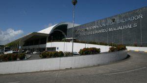 Falha elétrica provoca transtornos no aeroporto internacional de Salvador