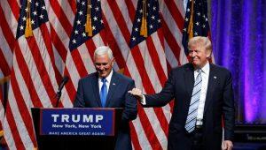 """""""Abriremos Embaixada americana em Jerusalém no ano que vem"""", diz vice de Trump"""