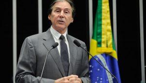 Eunício propõe destinar 30% das emendas para fundo eleitoral