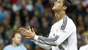 """Cristiano Ronaldo demonstra indignação após suspensão: """"exagerado e ridículo"""""""