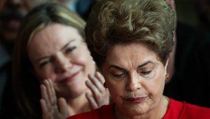 Unidas pela propina, Dilma e Gleisi formam uma dupla e tanto