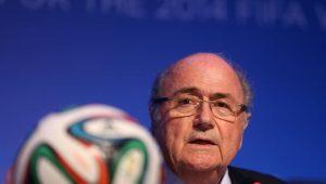 """Voto pelo Catar levou à """"situação caótica"""" na corte de Nova York, diz Blatter"""